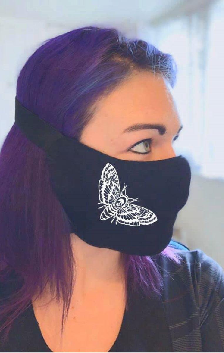 Moth V Mask