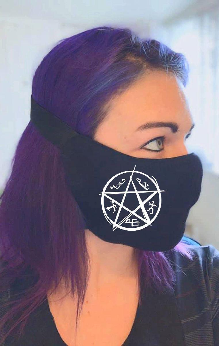 Pentacle V Mask