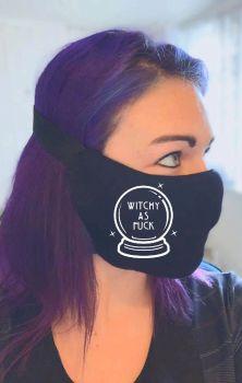 Witchy AF V Mask