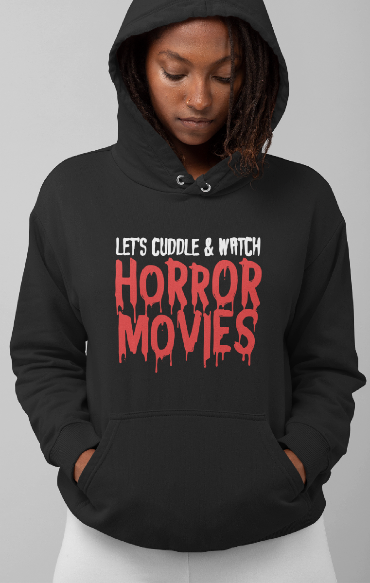 Cuddle And Horror Movies