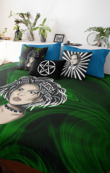 Nancy Icon Blanket