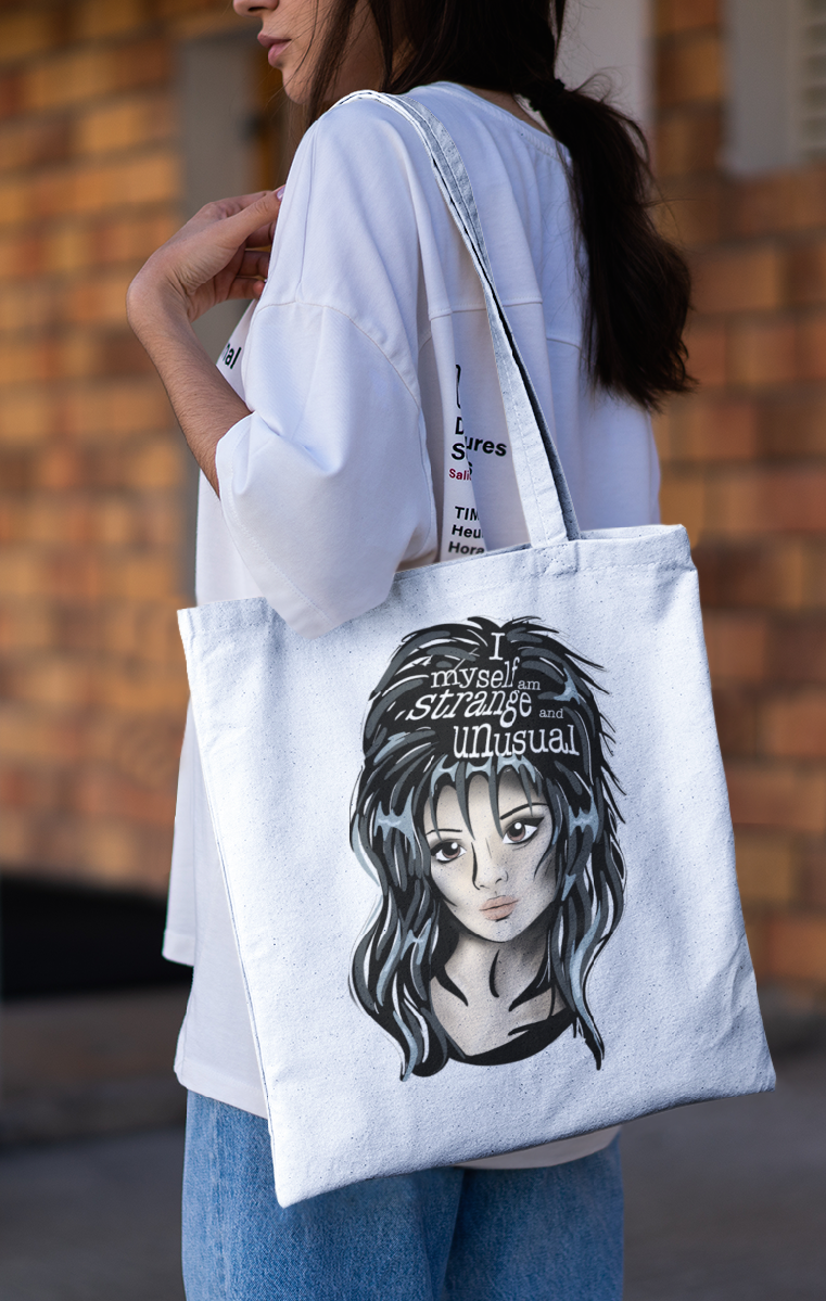 Lydia Icon Tote Bag
