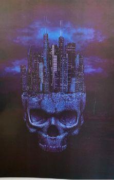 City Of Death Print
