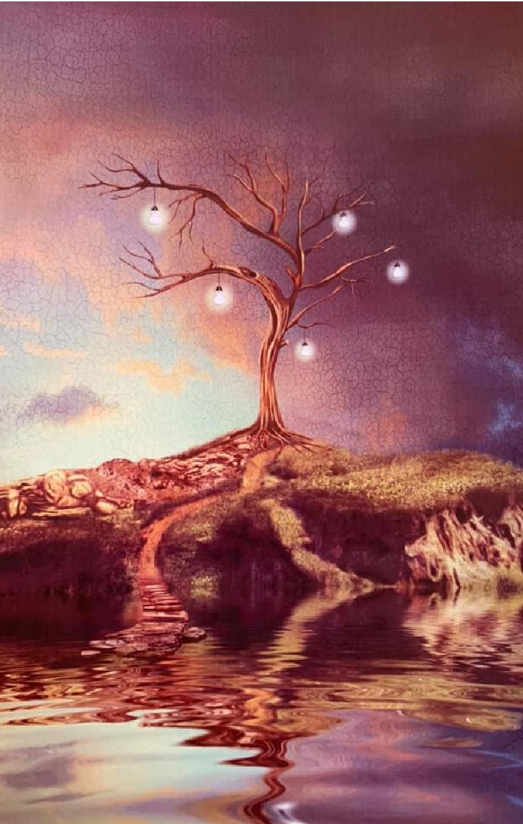 Dream Island Print