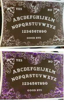 Ouija Print
