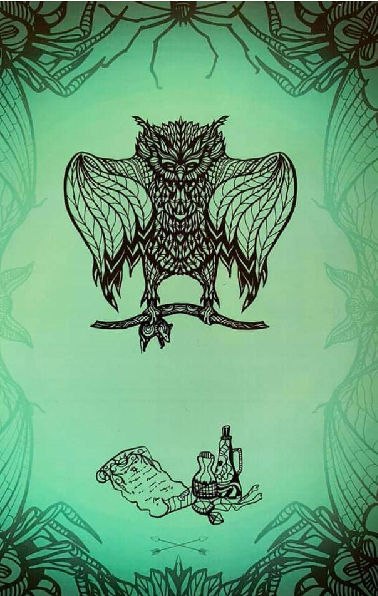 Witchcraft Owl Print