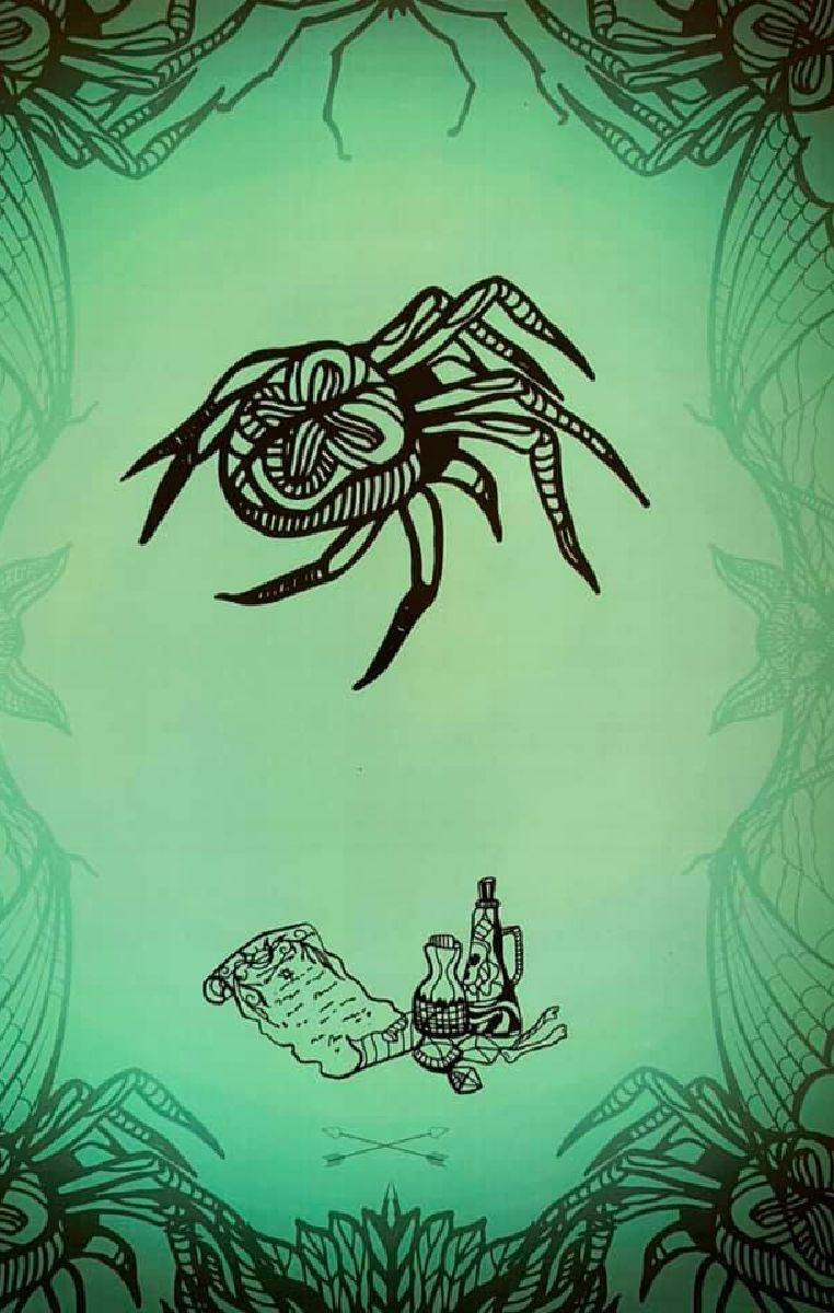 Witchcraft Spider Print