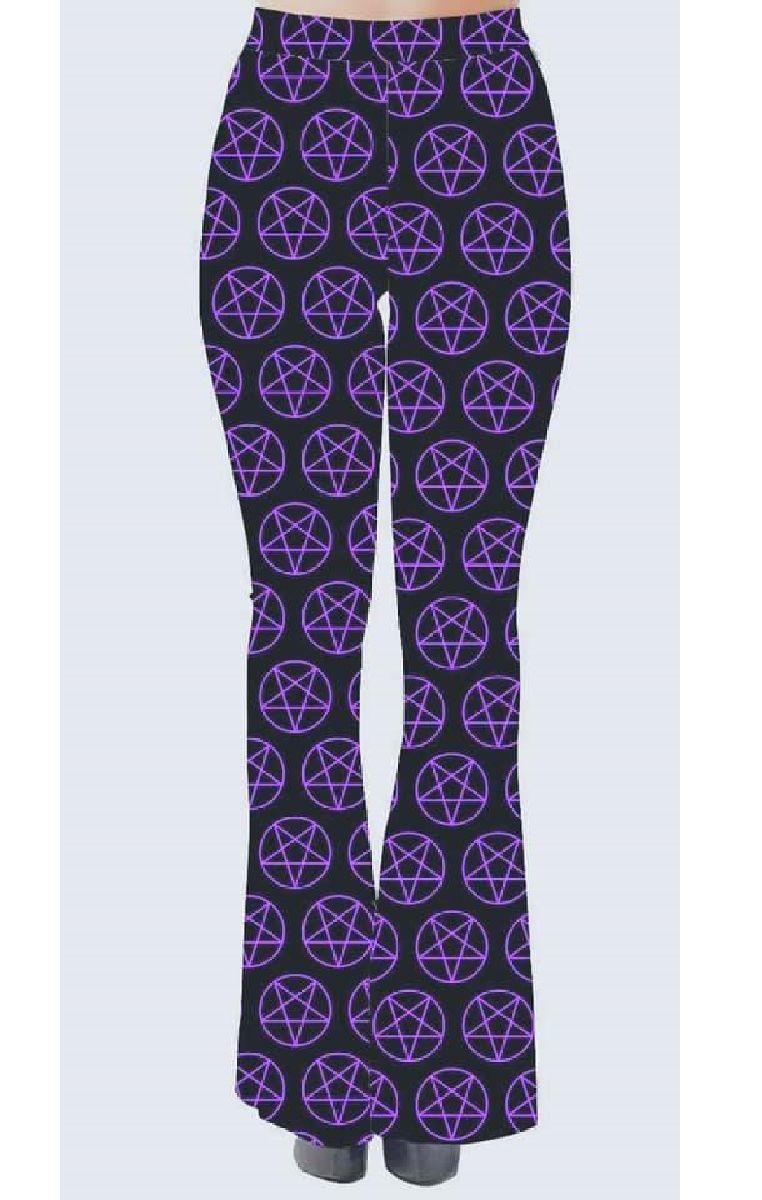 All Pent Up Leggings Purple
