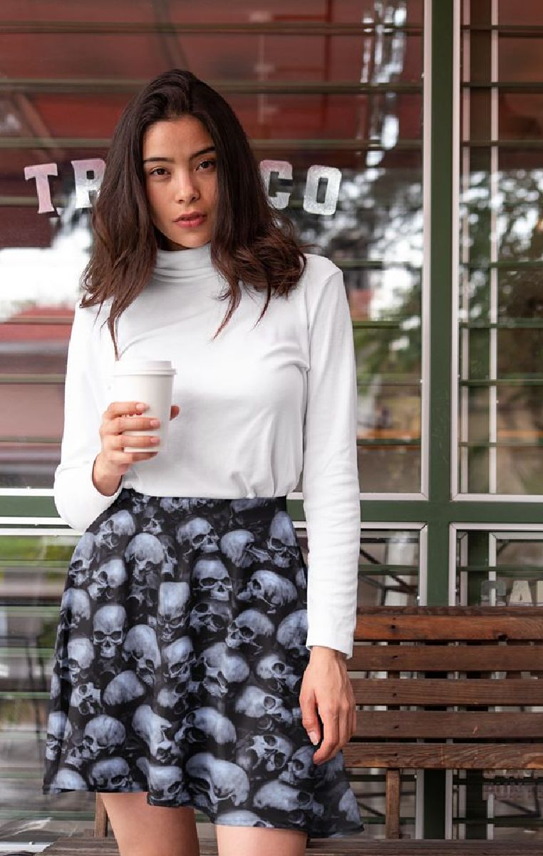 The Collector Skater Skirt