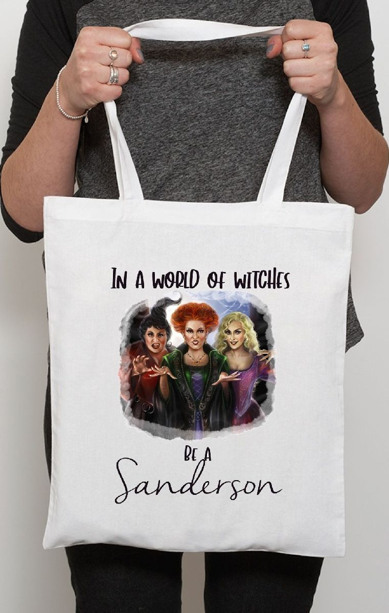 Be A Sanderson Tote Bag
