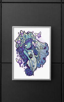Decaying Dreams Print