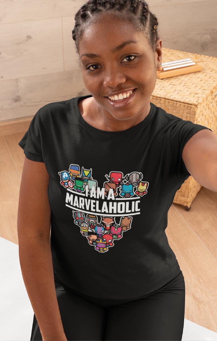 Marvelaholic Top