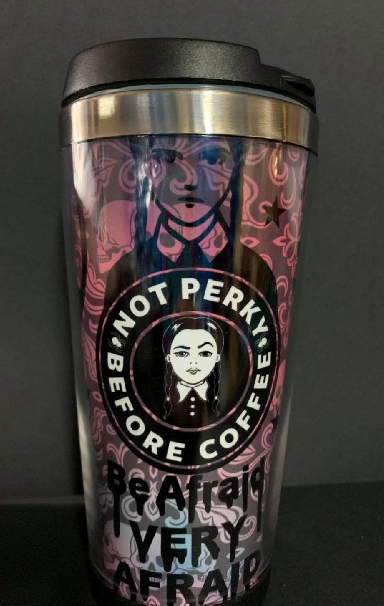 Not Perky Travel Mug