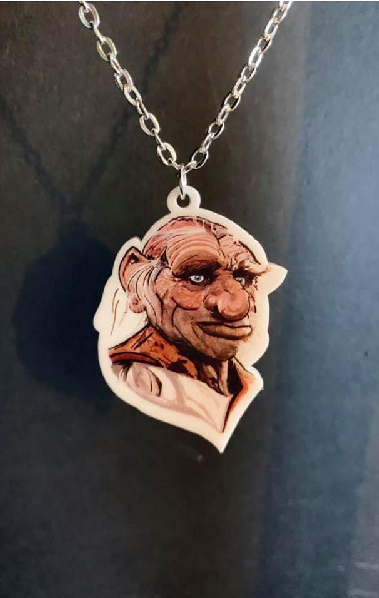 Hoggle Necklace
