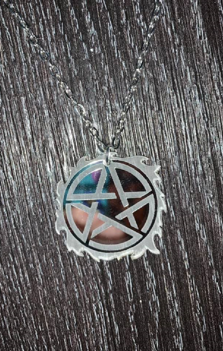 Anti possession Necklace