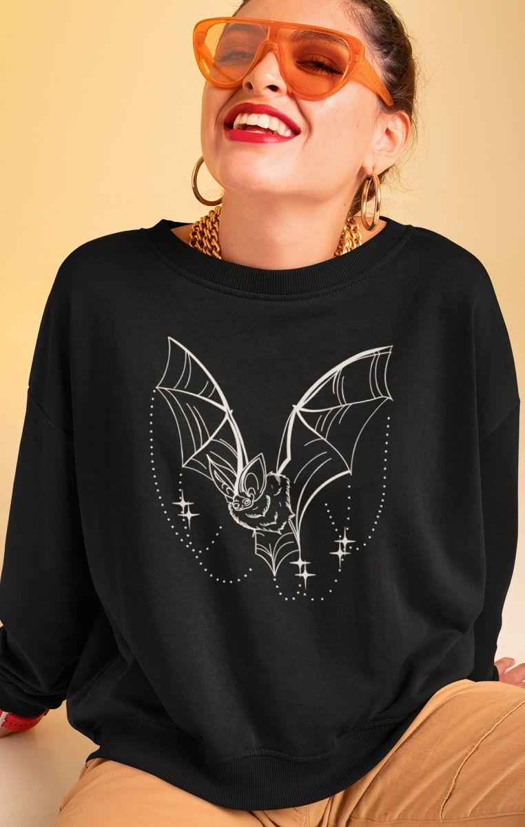 I Am The Night Sweatshirt