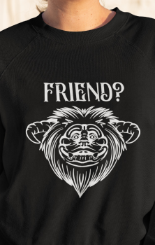 Ludo Friend Sweatshirt