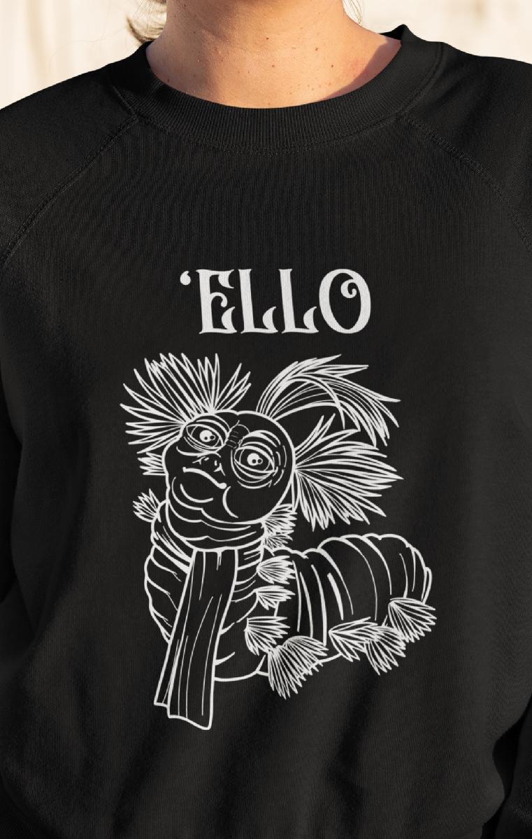 Ello Worm Sweatshirt