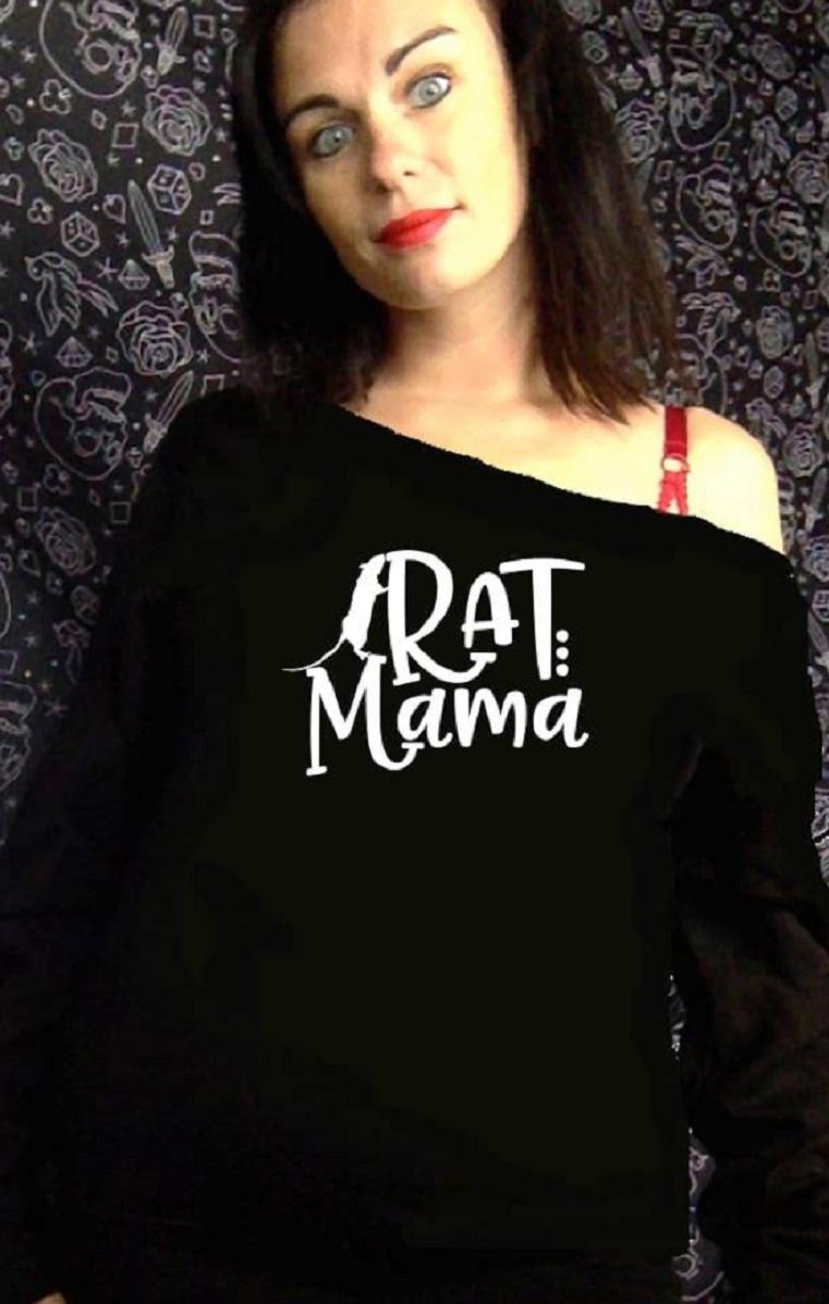 Rat Mama Sweatshirt