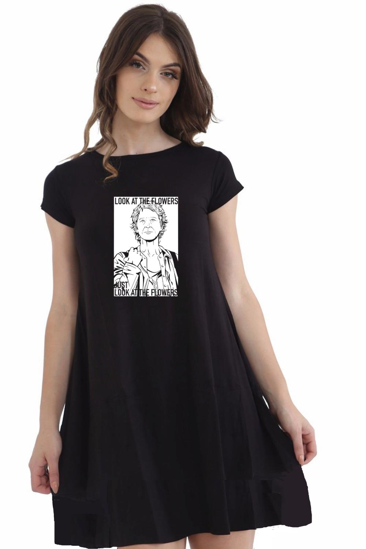 The Walking Dead T Shirt Skater Dress
