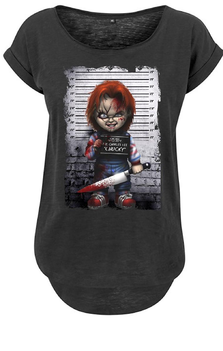 Chucky Mugshot Top