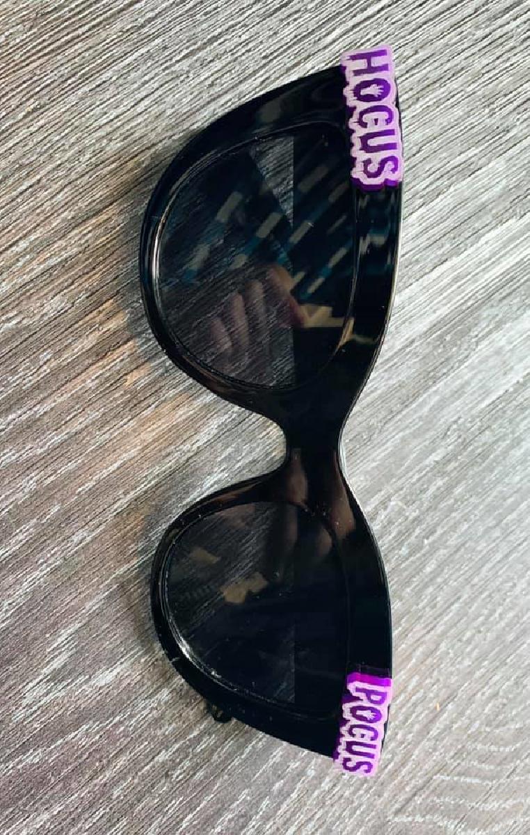 Hocus Pocus Cat Eye Sunglasses