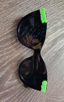 Noone Cares Cat Eye Sunglasses