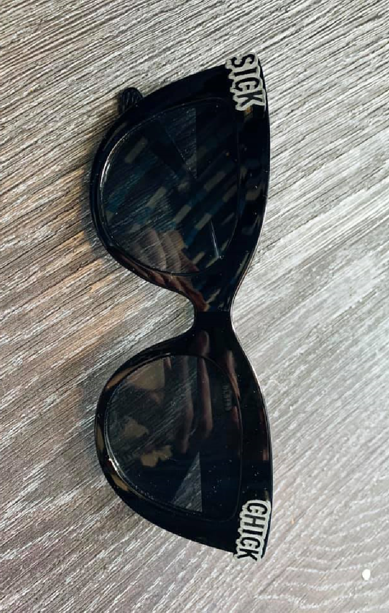 Sick Chick Cat Eye Sunglasses