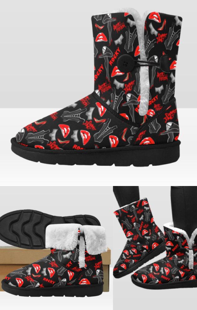 Rocky Horror Snow Boots