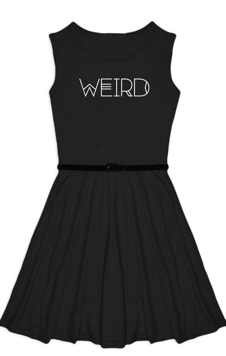 Weird Kids Dress