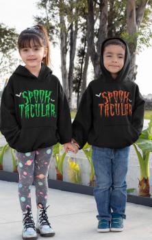 Spooktacular Kids Hoodie