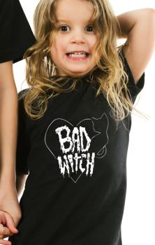 Bad Witch Kids Tshirt