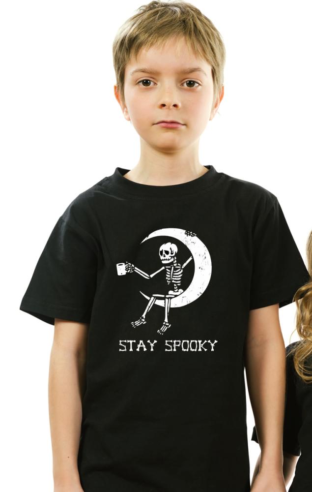 Stay Spooky Kids Tshirt