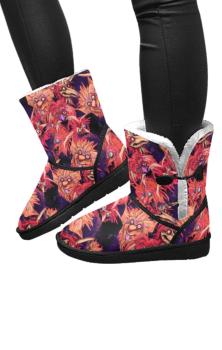Fire Gang Snow Boots
