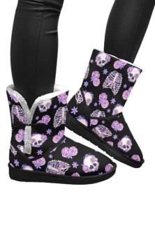 Eternal Beauty Snow Boots