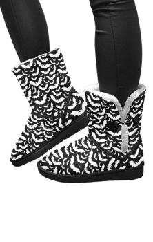 Chiroptera Bats Snow Boots