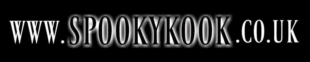 Spooky Kook, site logo.