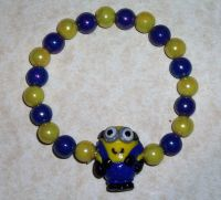 Despicable Me Minion Inspired Jewellery