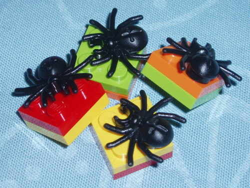 lego spider rings
