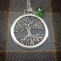 Outlander Inspired Tree of Life Pendant