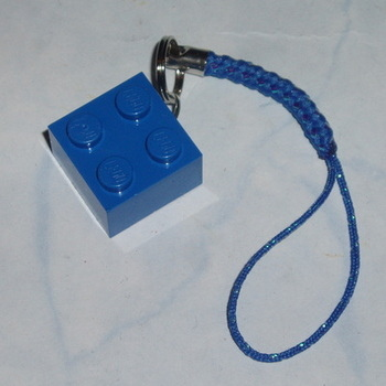 Lego Mobile Phone Charm 2x2 Brick