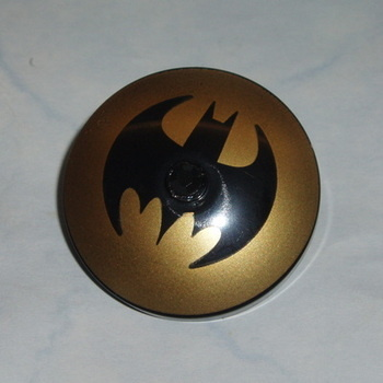 Lego Brooch Batman Bat Sign Pin