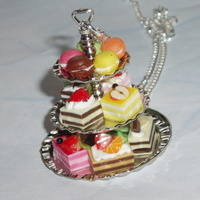 Candy Biscuits Sweets Chocolate Food Jewellery