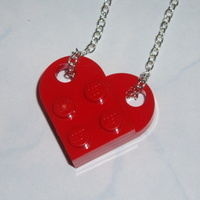Lego Pendants Necklaces
