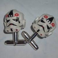 Lego Cufflinks Tie Clips