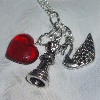 Breaking Dawn Twilight New Moon Inspired Jewellery