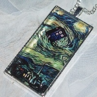 Dr Who Pendants and Necklaces