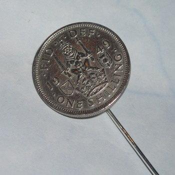 shilling stick pin