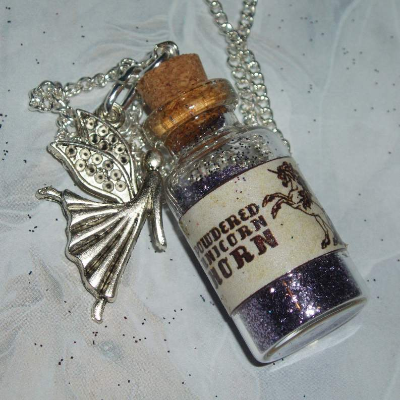fairy potion powdered unicorn horn