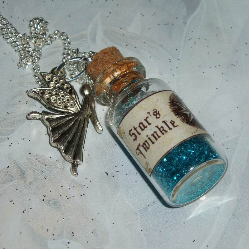 fairy potion stars twinkle